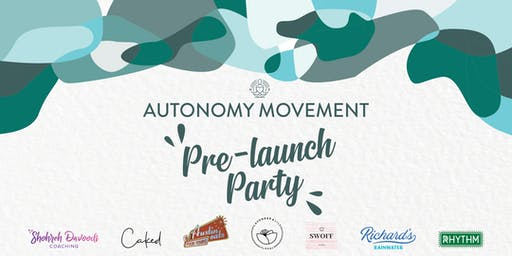 Autonomy Movement Pre-Launch Party