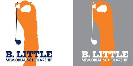 B Little Memorial Golf Tournament 2019 tickets