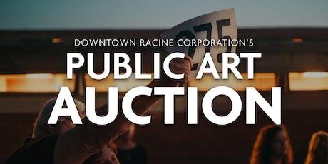 2019 Public Art Auction tickets