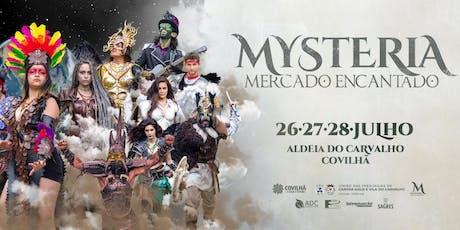 Mysteria - Mercado Encantado bilhetes