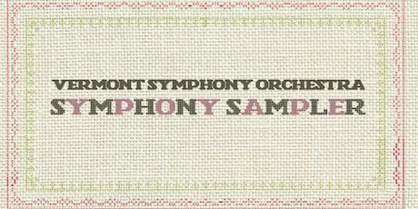Symphony Sampler billets