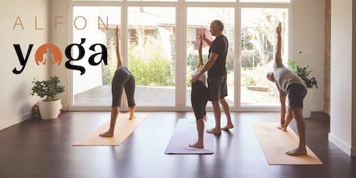 Yoga Vinyasa Raya