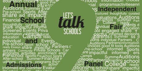 9th Annual Independent School Fair & Admissions Panel tickets