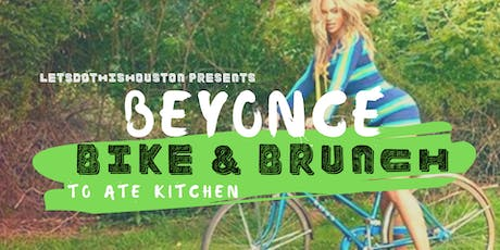 Beyonce Bike & Brunch to Ate Kitchen tickets