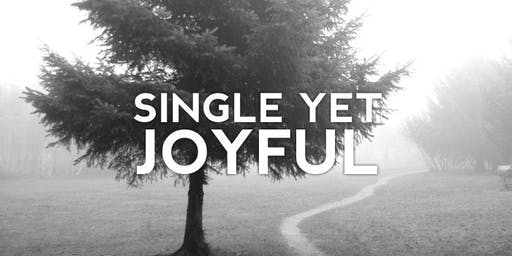 Single, Joyful, and Not Alone