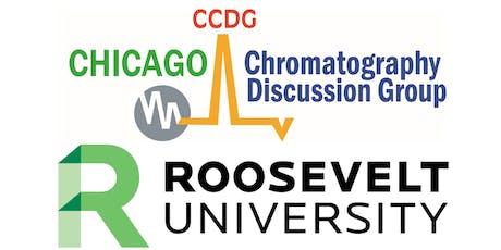 CCDG 2019 Gas Chromatography School tickets