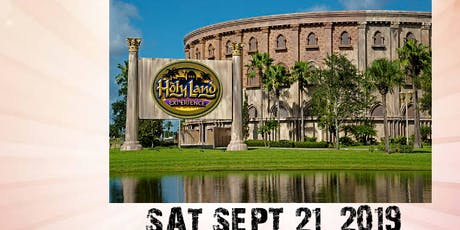 Holy Land Experience tickets