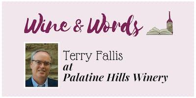 Wine & Words: Terry Fallis