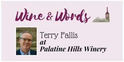 Wine & Words: Terry Fallis