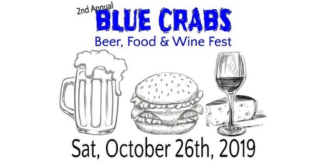 2nd Annual Blue Crabs Beer, Food, and Wine Festival  tickets