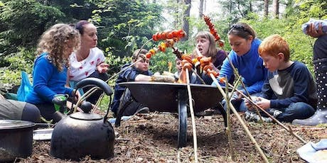 Bushcraft For Families, 27-August-2019 tickets
