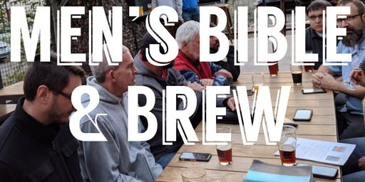 Men's Bible & Brew August 22nd