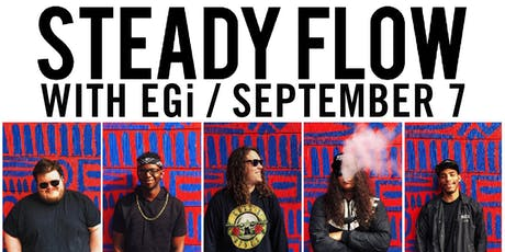 Steady Flow tickets