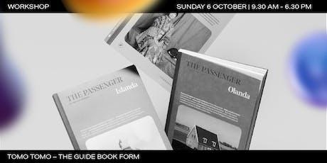 Workshop | Tomo Tomo x Graphic Days Torino biglietti