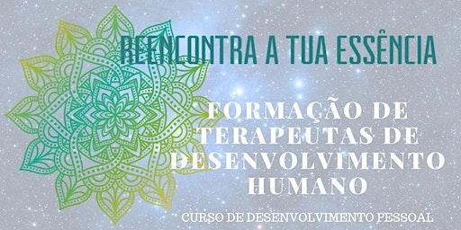 Formação de Terapeutas de desenvolvimento humano