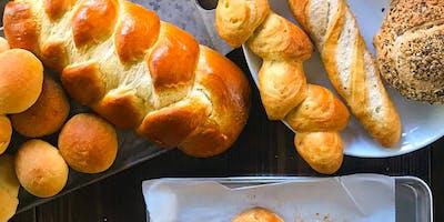 Yeast Bread 101 Workshop with Baker Bettie