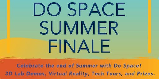 Do Space Summer Programs Finale