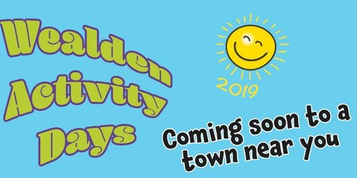 Hailsham's Summer Activity Day