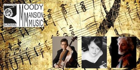 Moody Mansion Music: Evelyn Chen, Brinton Averil Smith, Trond Saeverud Trio tickets