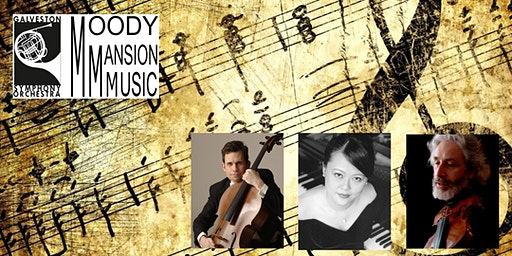 Moody Mansion Music: Evelyn Chen, Brinton Averil Smith, Trond Saeverud Trio