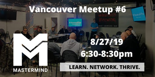 Vancouver WA Home Service Professional Networking Meetup  #6