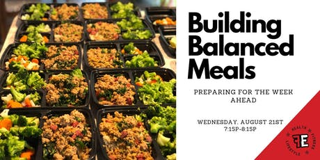 Building Balanced Meals tickets