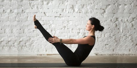 6 Week Pilates for Beginners Course  tickets