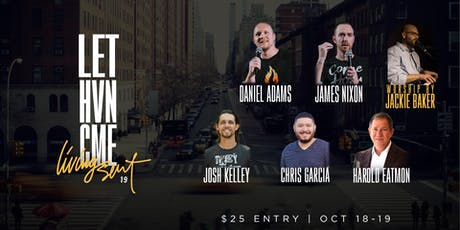 Living Sent Conference '19 tickets