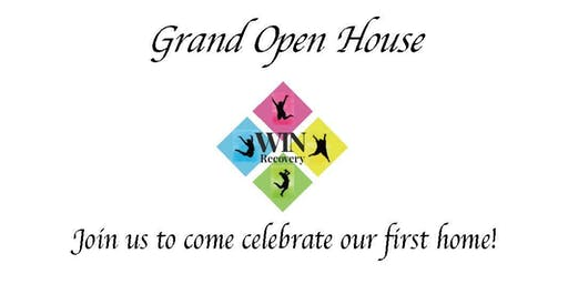 WIN Recovery Grand Open House
