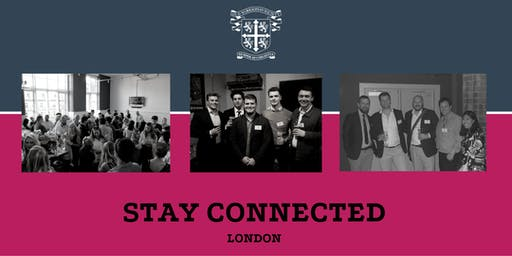 Stay Connected: London Drinks 2019