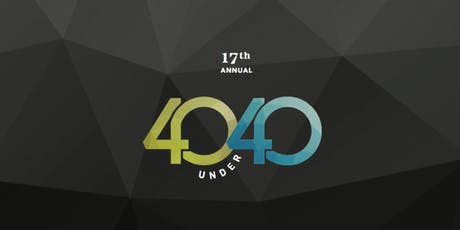 Gulfshore Business' 40 Under 40 Award Celebration tickets