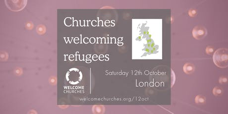 Churches welcoming refugees: AUTUMN 19 tickets
