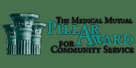 2020 Medical Mutual Greater Cincinnati Pillar Award for Community Service  tickets