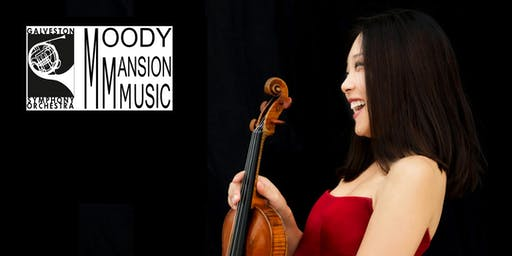 Moody Mansion Music - Grace Park violin with Charles Tauber piano