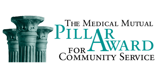 2019 Medical Mutual Northeast Ohio Pillar Award for Community Service