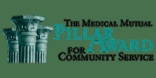 2020 Medical Mutual Central Ohio Pillar Award for Community Service