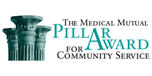 2020 Medical Mutual Central Ohio Pillar Award for Community Service