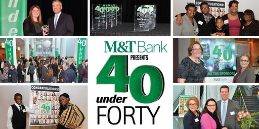 2019 40 Under Forty Awards