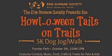 Howl-O-Ween Tails on Trails Dog Jog tickets