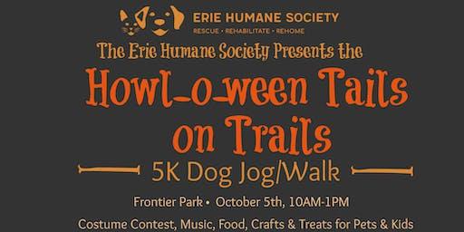 Howl-O-Ween Tails on Trails Dog Jog