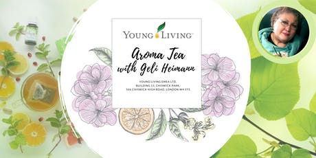 Aroma Tea with Geli Heimann tickets