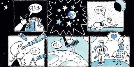 Family Day: Comic Strips in Space tickets