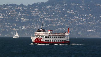 Red and White Fleet's Golden Gate Bay Cruise