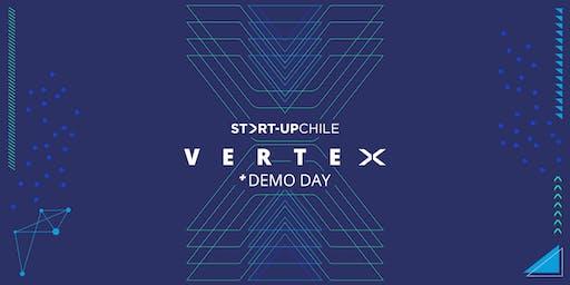 STARTUP VERTEX + DEMO DAY