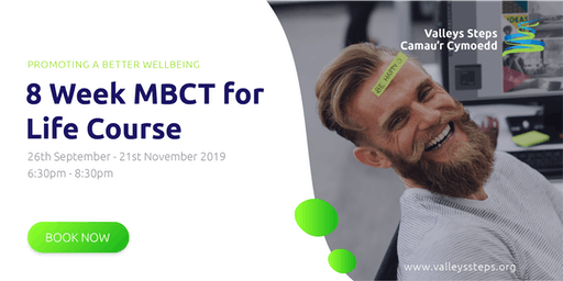 Mindfulness -Based Cognitive Therapy for Life 8 week course