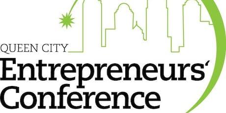Queen City Entrepreneurs' Conference (QCEC) tickets