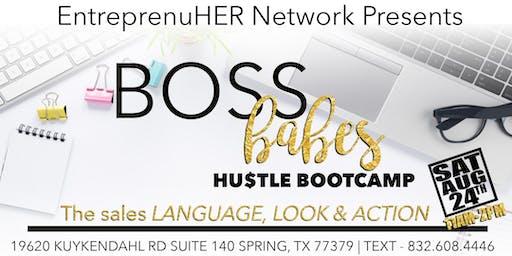 Boss Babes Hustle Bootcamp | by EntrepreneuHER Network