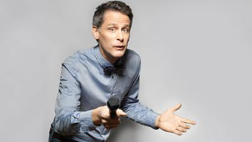 Comedian Scott Capurro