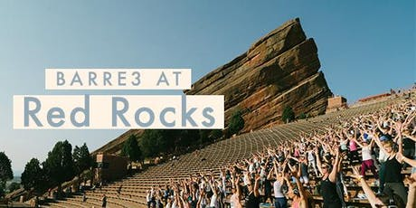 barre3 at Red Rocks 2019 tickets
