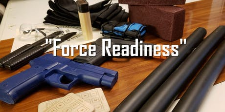November 2019 1 Day FORCE READINESS in DAHLONEGA tickets